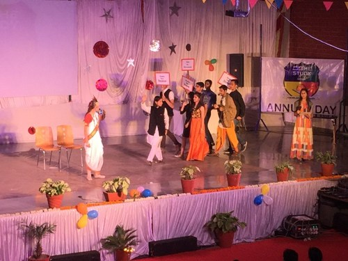 Annual Day celebrated at The Study