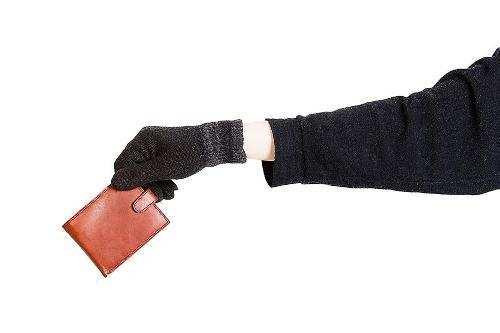 Man's wallet gets stolen in eye hospital