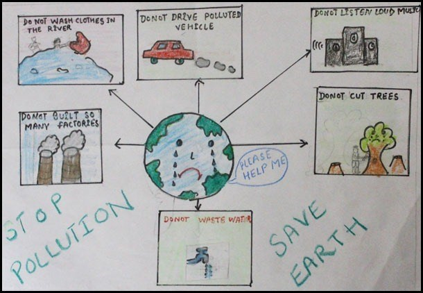 Stop Pollution, save Earth