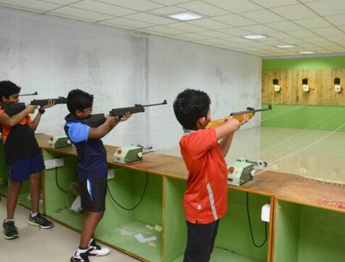 10 day rifle shooting training camp to be held in Udaipur | Registrations Open