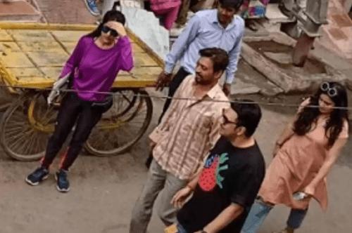 Irrfan Khan begins shooting in Udaipur