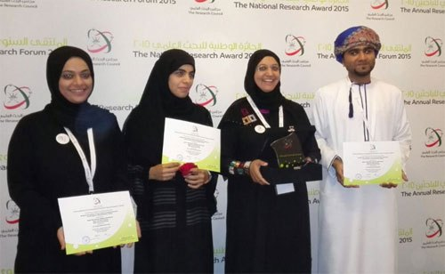 Udaipur's Kaneez Fatima receives National Award in Oman