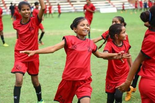Football Dangal | Unleashing Girl Power with Zinc Football – The HZL Story