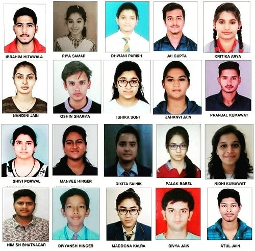 JJ Arts Academy students secure top positions in JEE B.Arch and NATA entranc