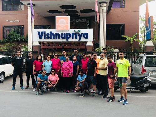 Heritage Run-'Voting awareness run' organised on Sunday