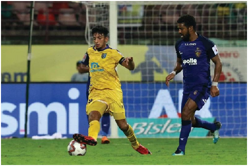 Top 5 emerging players in ISL 2019
