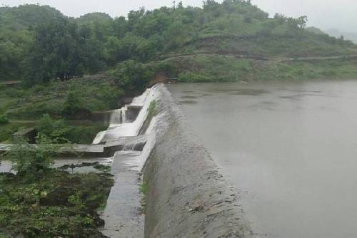 Udaipur gets 20 mm of rain in 30 min
