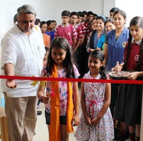 Samaira Mehta, founder CoderBunnyz visits MDS