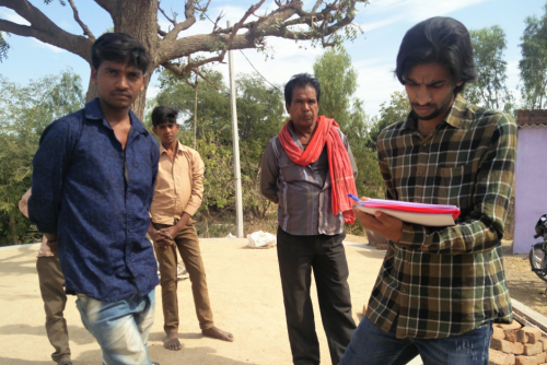 IIM Udaipur Students Complete week-long Rural Immersion to understand the ground realities