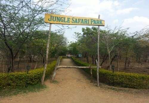 Let us go to Jungle Safari Park at Sisarma Road