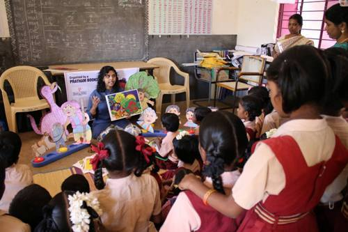 3000 Story tellers to read out Udaipur Authors work