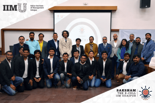 PRARAMBH – IIM Udaipur | 3 Startups attract Investments