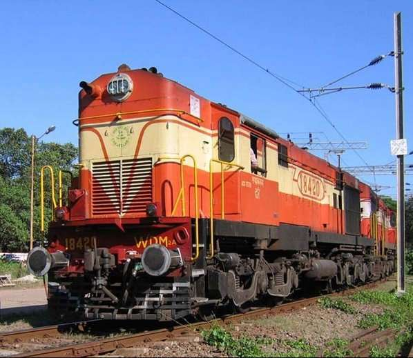 Special train from Udaipur to Rameshwaram