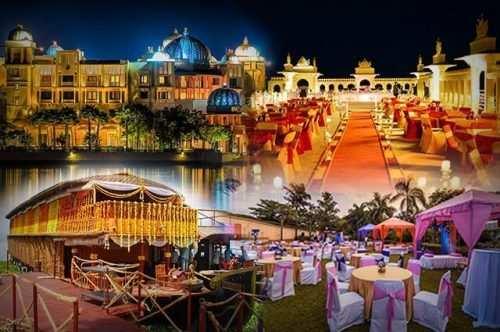 Top 5 Wedding Destination Venues in India