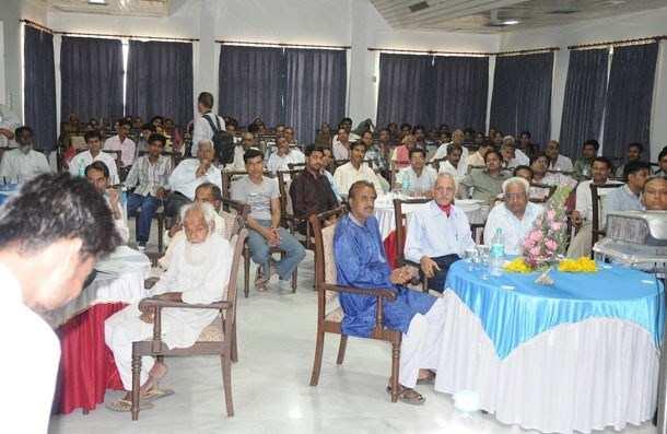 Seminar for Handicrafts Professionals Start at Shilpi Resort