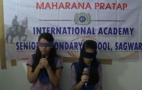 Periodic Table Recitation…a World Record blindfolded