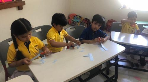 K2 Classes begin at Cambridge Seedling the World School