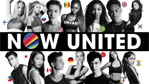 "Udaipur girl part of ""Now United"" pop group that is touring the world"