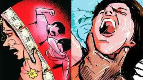Killed for dowry-Woman's family accuses in-laws of murder
