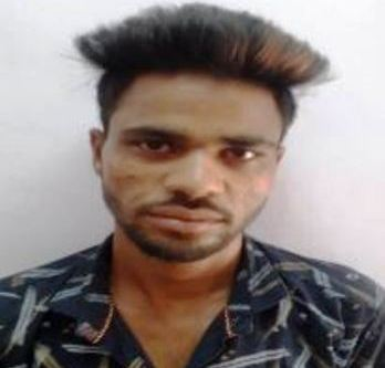 नाबालिग युवती से बलात्कार का अभियुक्त गिरफ्तार