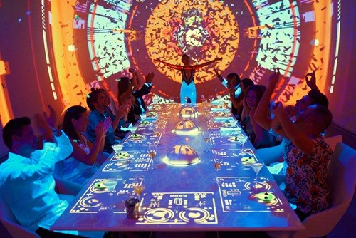 World's best Chefs join the Sublimotion Gastronomic performance