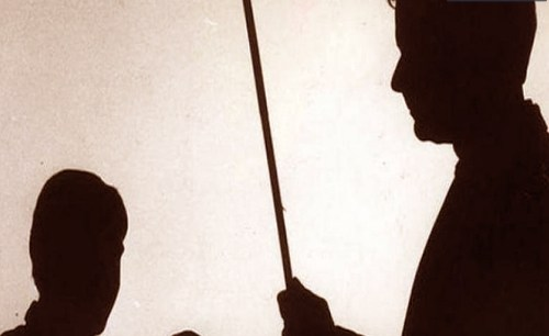 Government school teacher accused of hitting student