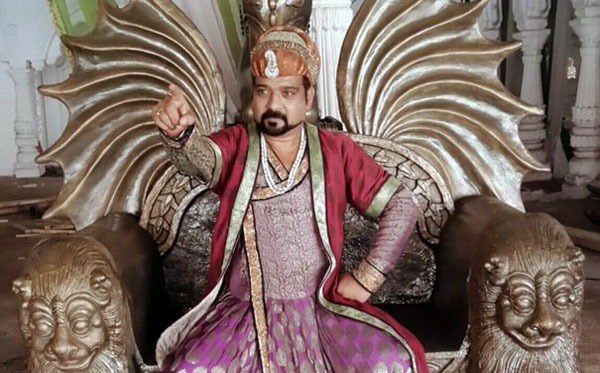 Television actor Lokendra Rajawat visits hometown Udaipur
