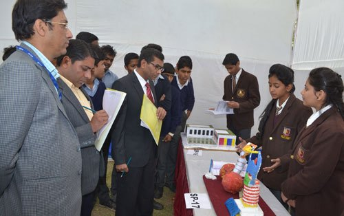 GITS organizes Science Project Olympiad for School students