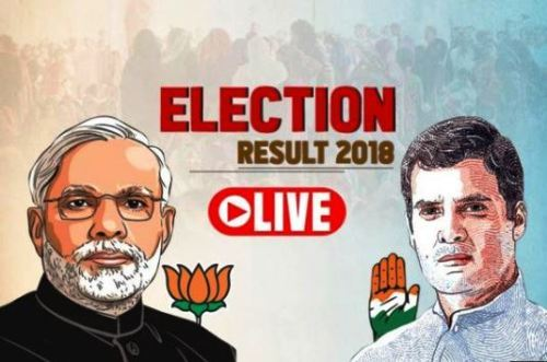 उदयपुर में कटारिया जीते, जिले की आठ में से छह पर भाजपा, राज्य की घोषित 91 सीट में से 51 कांग्रेस और 29 भाजपा ने जीती