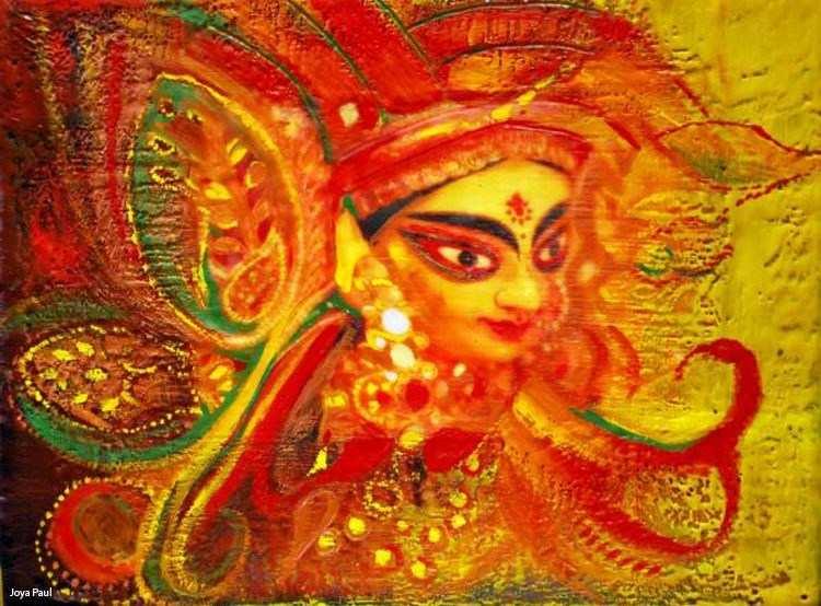 Devi's 10 Virtuous forms