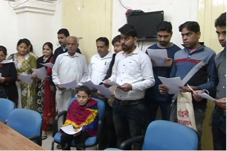 15 Pakistani refugees granted Indian Citizenship in Udaipur