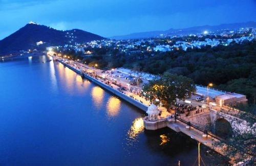 Udaipur listed in World's Top-15 Cities
