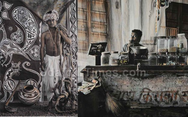 """[Book Review]""""Men Of Rajasthan""""- An Alive Pictorial Tale of Common Man Of Rajasthan"""