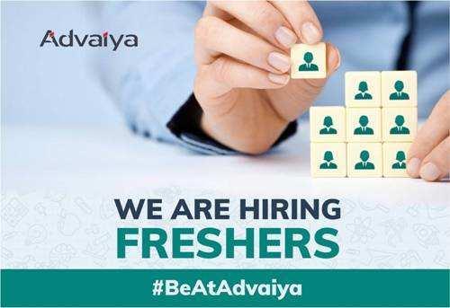 Technology Jobs | Job Openings at Udaipur – Advaiya