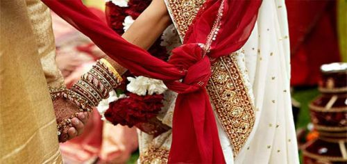 People donate blood and pledge organs in Udaipur marriage ceremony