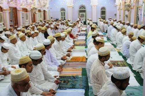 Udaipur Bohra Muslims celebrate Eid ul-Fitr