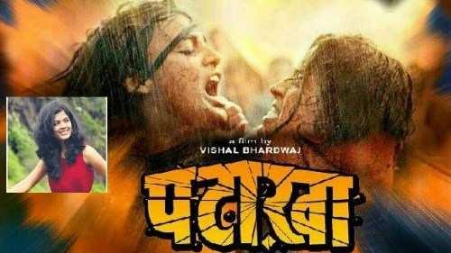 "Udaipur's Dev Prabha Joshi in Bollywood movie ""Patakha"""