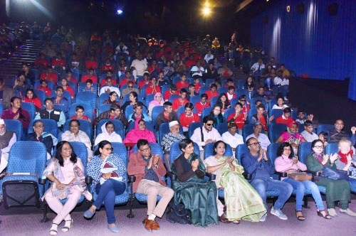 Hindustan Zinc establishes culture of Audio-described movies for visually impaired in India