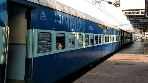 Railway minister gifts Udaipur a train connection to Guwahati