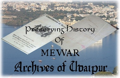 Udaipur Archives | 10,000 Bags, 250,000 Files. 3000 Registers – Ghost or Genie? You Decide