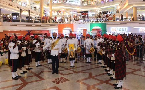 Forum Celebration Mall celebrates Independence Day with Shourya Season 2