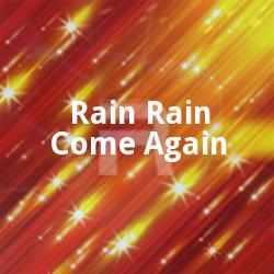 Rain rain come again – Udaipur awaits monsoon showers