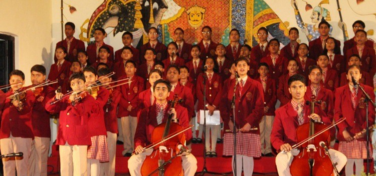 Jugalbandi by a master musician and orchestra by young geniuses engulf the audience