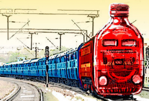 2 Udaipur trains amongst 5 trains in which Liquor to be served
