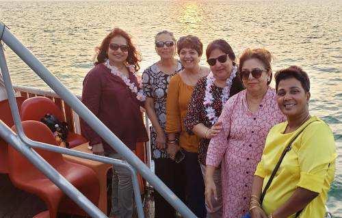 Women With Wings – Malaysian FAM Trip by Tourism Malaysia, Mumbai