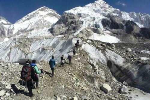 हिमालय में ग्लेशियर के पिघलने से जुड़े खतरे