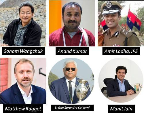 3 Idiots fame Sonam Wangchuk in Udaipur for India's largest Education Brainstorm – SGEF