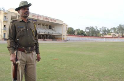 Gandhi Ground being explored for PM Modi's rally