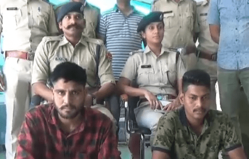 One of Udaipur's Top 10 wanted criminal arrested