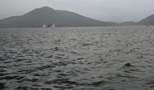Water level in various dams of Udaipur
